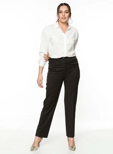 Kumaş Pantolon-Selen Plus